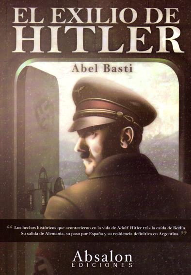 POrtada Exilio de Hitler