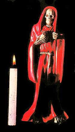 La Santa Muerte<BR>