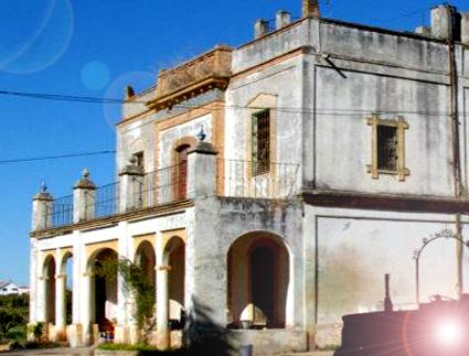 La casa del Mayoral en Villanueva del Ariscal