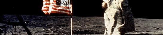 Un libro asegura que un ovni vigiló a los astronautas del Apolo XI en la Luna  (Imagen: ARCHIVO)