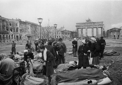 Berlineses y cancilleria
